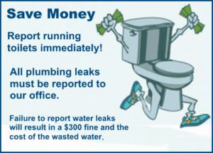 Gas Amp Water Leaks